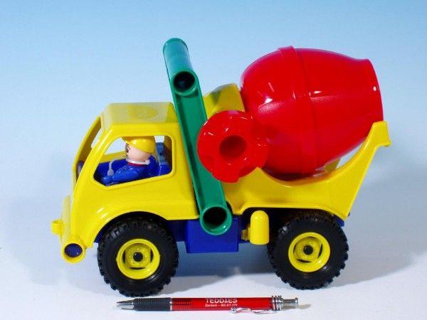 Auto domíchávač aktivní plast 27cm od 24 měsíců Lena