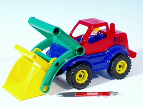 Auto nakladač aktivní plast 27cm od 24 měsíců Lena