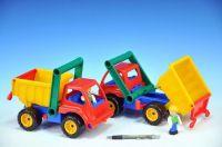 Auto sklápěč aktivní plast 27cm od 24 měsíců Lena