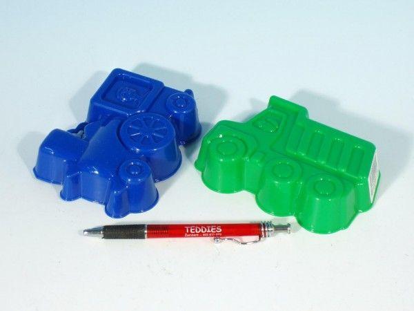 Formičky/Bábovky plast asst 4 barvy 20ks v síťce od 12 měsíců LORI