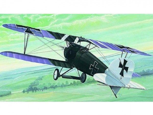 Model Albatros D3 15,4x19,2cm v krabici 31x13,5x3,5cm Směr