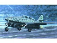 Model Messerschmitt Me262 B-1a/U1 14,7x17,4cm v krabici 25x14,5x4,5cm