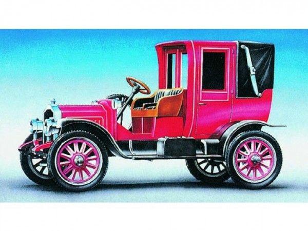 Model Packard Landaulet 1912 12,7x5,8cm v krabici 25x14,5x4,5cm Směr