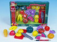 Ovoce a zelenina krájecí plast v krabičce