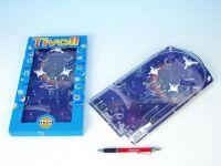 Pinball Tivoli II hra v krabici 17x31,5x2cm Směr