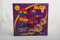 Stavebnice Blok 2 plast 146ks v krabici 35x33x8cm Beneš a Lát