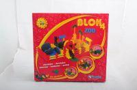 Stavebnice Blok 4 ZOO plast 235ks v krabici 35x33x10cm Vista