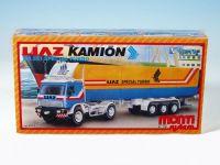 Stavebnice Monti 08/1 Kamión Liaz Special Turbo 1:48 v krabici 31,5x16,5x7,5cm Vista