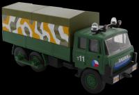 Stavebnice Monti 11 Czech Army Tatra 815 1:48 v krabici 22x15x6cm Vista
