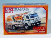 Stavebnice Monti 7 Rallye Dakar Liaz 1:48 v krabici 22x15x6cm