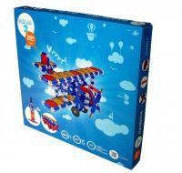 Stavebnice Seva 2 plast 351ks v krabici 35x33x5cm Vista