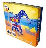 Stavebnice Seva 5 Technic plast 719ks v krabici 35x33x8cm Vista