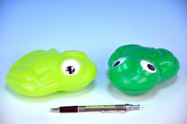 Žába plast 15cm asst 2 barvy od 12 měsíců Směr