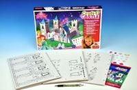 Princeznin Pohádkový zámek kreativní sada v krabici
