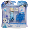 Disney Princess Frozen Mini panenka se základními funkcemi
