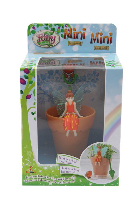 My Fairy Garden - mini květináček Hope