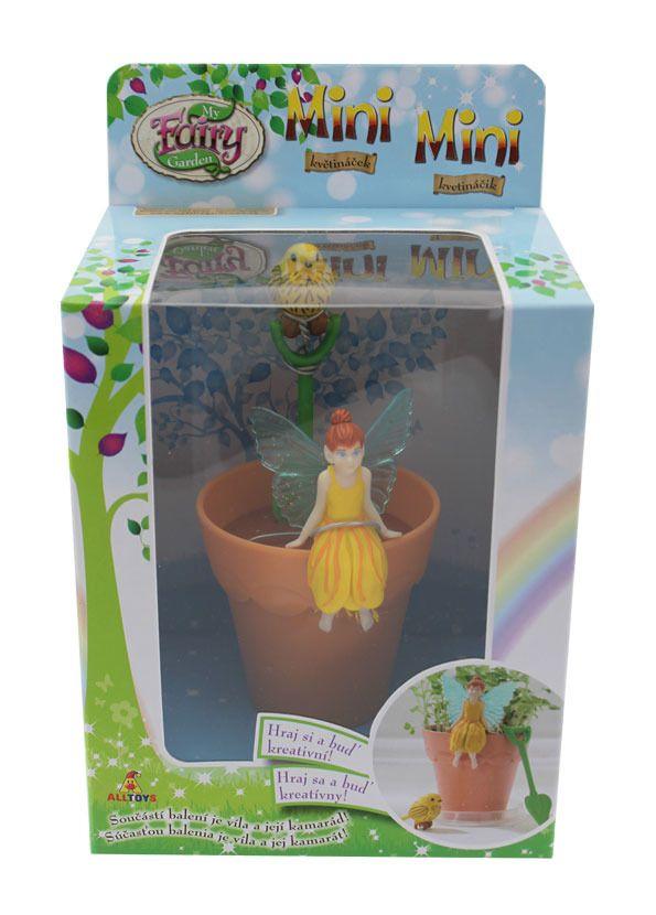 My Fairy Garden - mini květináček Joy Alltoys