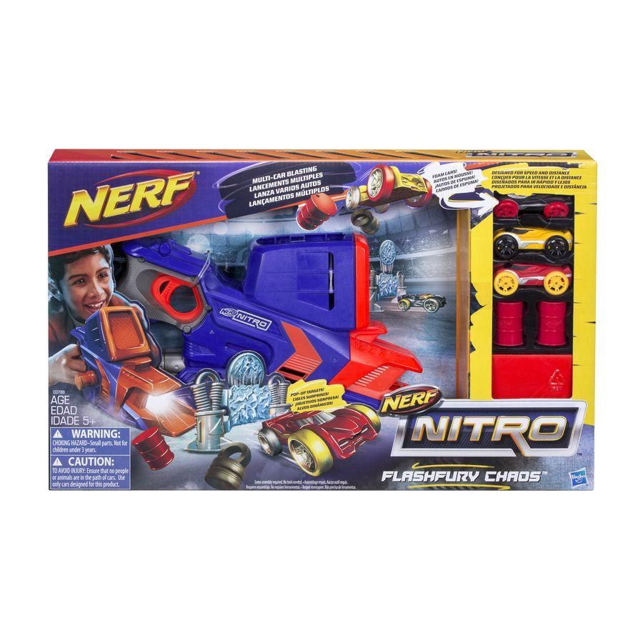 Nerf Nitro Flashfury Chaos Hasbro