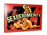 Sexperimenty společenská hra pro dospělé v krabici 33x23x3cm Pilgr Richard