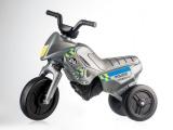 Odrážedlo Enduro Yupee Policie malé plast výška sedadla 26cm nosnost do 25kg 12m+ Teddies