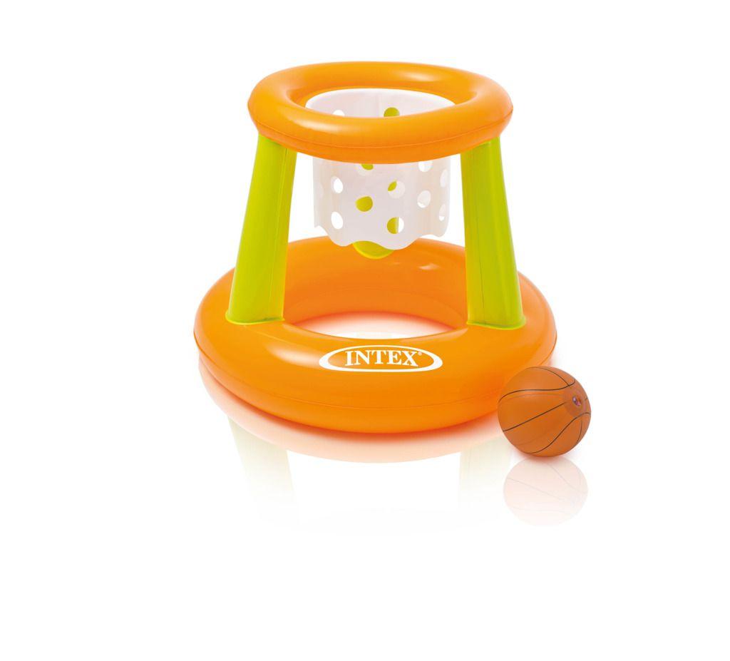 Basketbalový koš plovací do bazénu Intex
