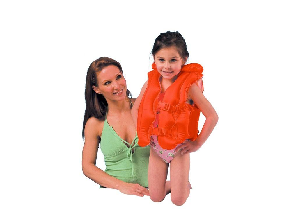 Dětská vesta Deluxe 3-6let Intex