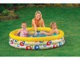 Bazén Geometrie 147x33cm