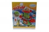 Kuchyňka s elektronikou dětská kuchyňka plastová Mochtoys