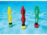 Míčky se stužkou pro potápění