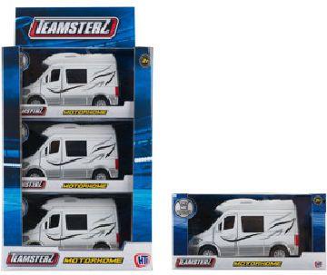 Teamsterz karavan Auto Karavan na zpětné natažení Halsall