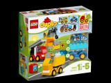 LEGO® DUPLO® 10816 Moje první autíčka a náklaďáky