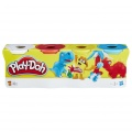 Play-Doh balení 4 tub Hasbro