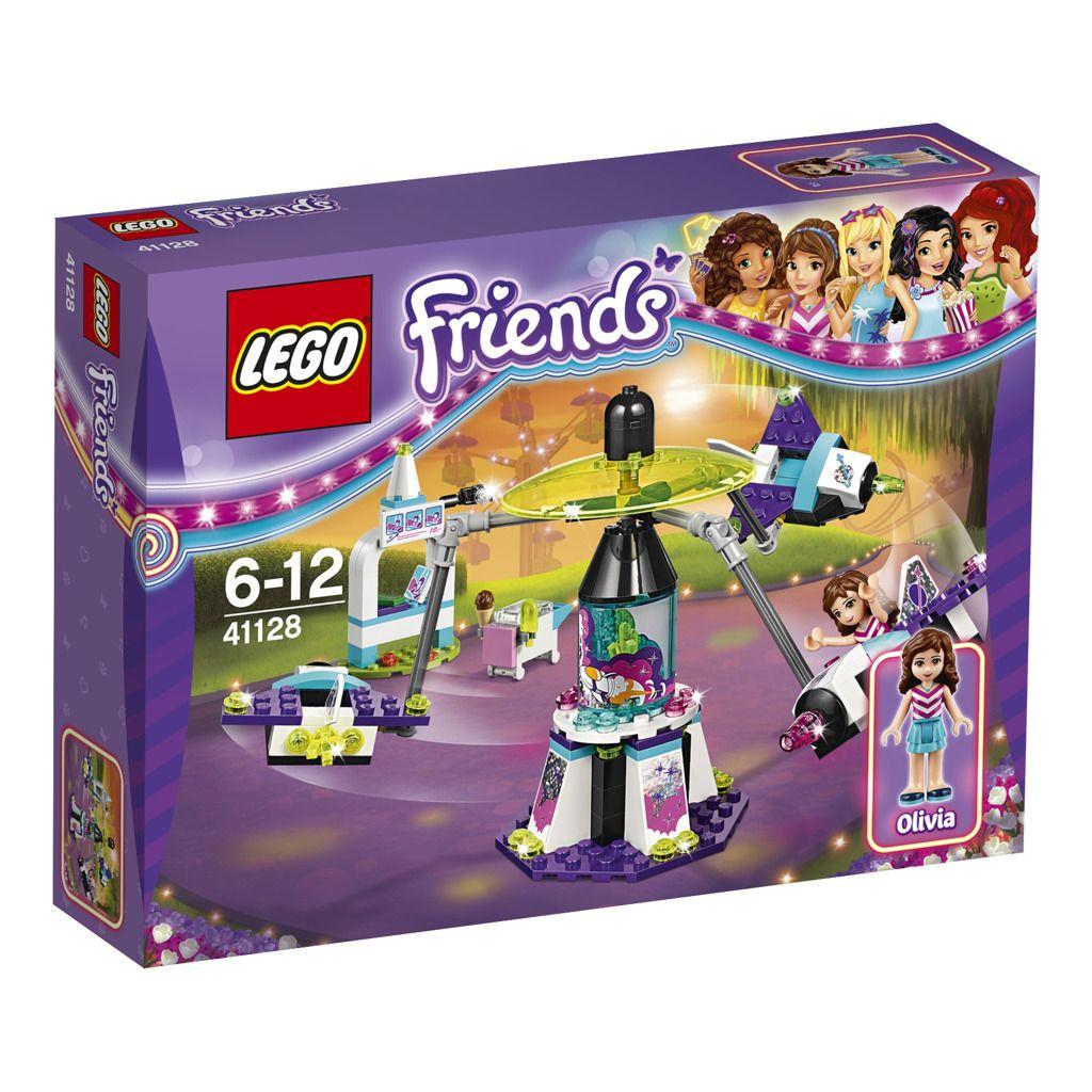 LEGO Friends 41128 Vesmírná atrakce v zábavním parku 41128