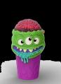 Slushy Maker Monster výroba ledové tříště Alltoys