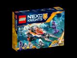 LEGO Nexo 70348 Knights Lance a turnajový vůz