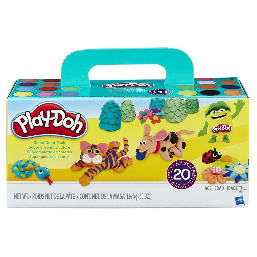 Play Doh Velké balení 20 ks Hasbro