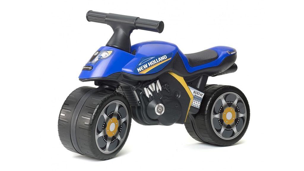 Odstrkovadlo motorka Case modrá