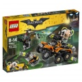 Lego Batman 70914 Bane™ a útok s náklaďákem plným jedů