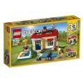 Lego Creators 31067 Modulární prázdniny u bazénu