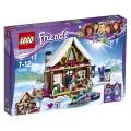 Lego Friends 41323 Chata v zimním středisku
