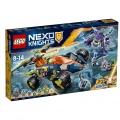 Lego Nexo 70355 Knights Aaronův vůz Horolezec