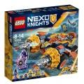 Lego Nexo 70354 Knights Axlův vůz Drtič
