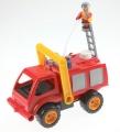 Auto hasiči aktivní plast 26cm stříkací Lena