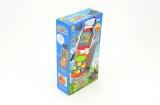 Krtkův mobil telefon měnící obrázky Krtek plast se světlem a se zvukem v krabičce 12x21x5cm 6m+ Teddies