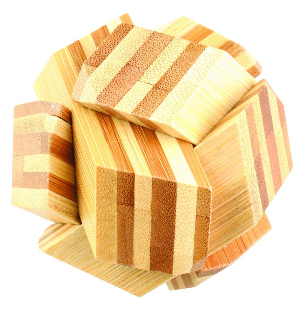Hm Studio Hlavolamy bambus