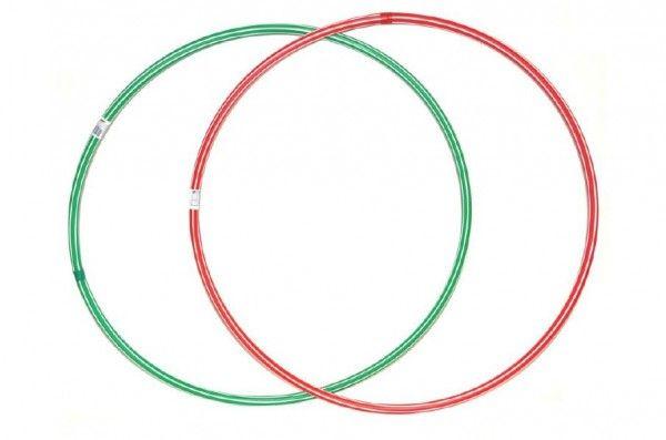 Obruč Hula Hop 50 cm asst 7 barev Wiky