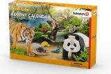Adventní kalendář Schleich 2017 - Africká zvířata
