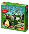 Dostihy a sázky junior společenská hra v krabici 29,5x29,5x4,5cm Dino