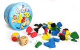 Grabolo 3D společenská hra dřevo v plechové krabičce Bonaparte