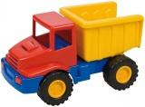 Auto mini Compact stavební plast 12cm asst 3 druhů 10ks v boxu Lena